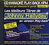 Les meilleurs titres de Johnny Hallyday