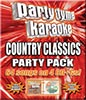 Country Classics Party Pack - 4 Albums Kit