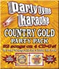 Country Gold Party Pack - 4 Albums Kit
