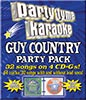 Picture of Guy Country Party Pack - 4 Albums Kit