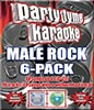 Male Rock 6-Pack - 6 Albums Kit
