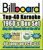 Picture of Billboard 1960's Top 40 Box Set - 4 Albums Kit