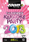 The Ultimate Karaoke Party 2013 - 2 DVD Albums Kit
