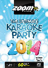 The Ultimate Karaoke Party 2014 - 2 DVD Albums Kit