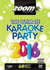 Ultimate Karaoke Party 2016 - 2 DVD Albums Kit