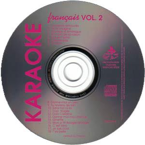 Karaoké Kébek CD+G - Volume 2