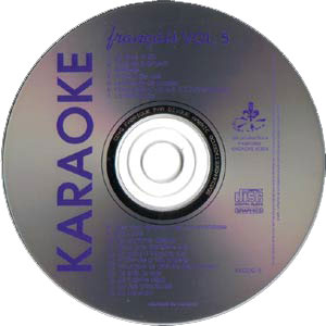 Karaoké Kébek CD+G - Volume 5